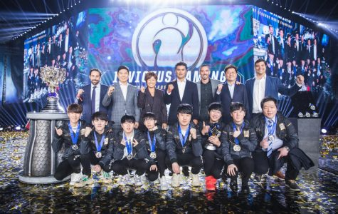 League of Legends Crowns a New World Champion