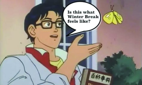 Winter Break is a Big Mood For Rio Students