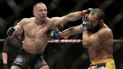 MMA: Georges St-Pierre Set to Announce Retirement