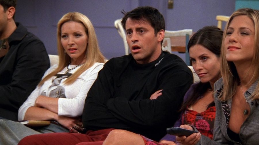Friends soon to be pulled from Netflix in light of the reveal of new Warner Bros streaming service