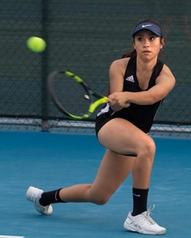 Women's Tennis: Lady Roadrunners Defeat Cypress