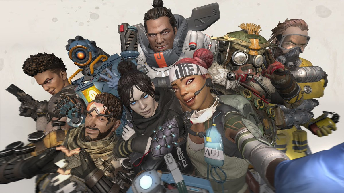 Apex Legends has reached 50 million registered players.