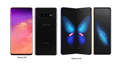 Galaxy S10 vs Galaxy Fold How do they Compare?