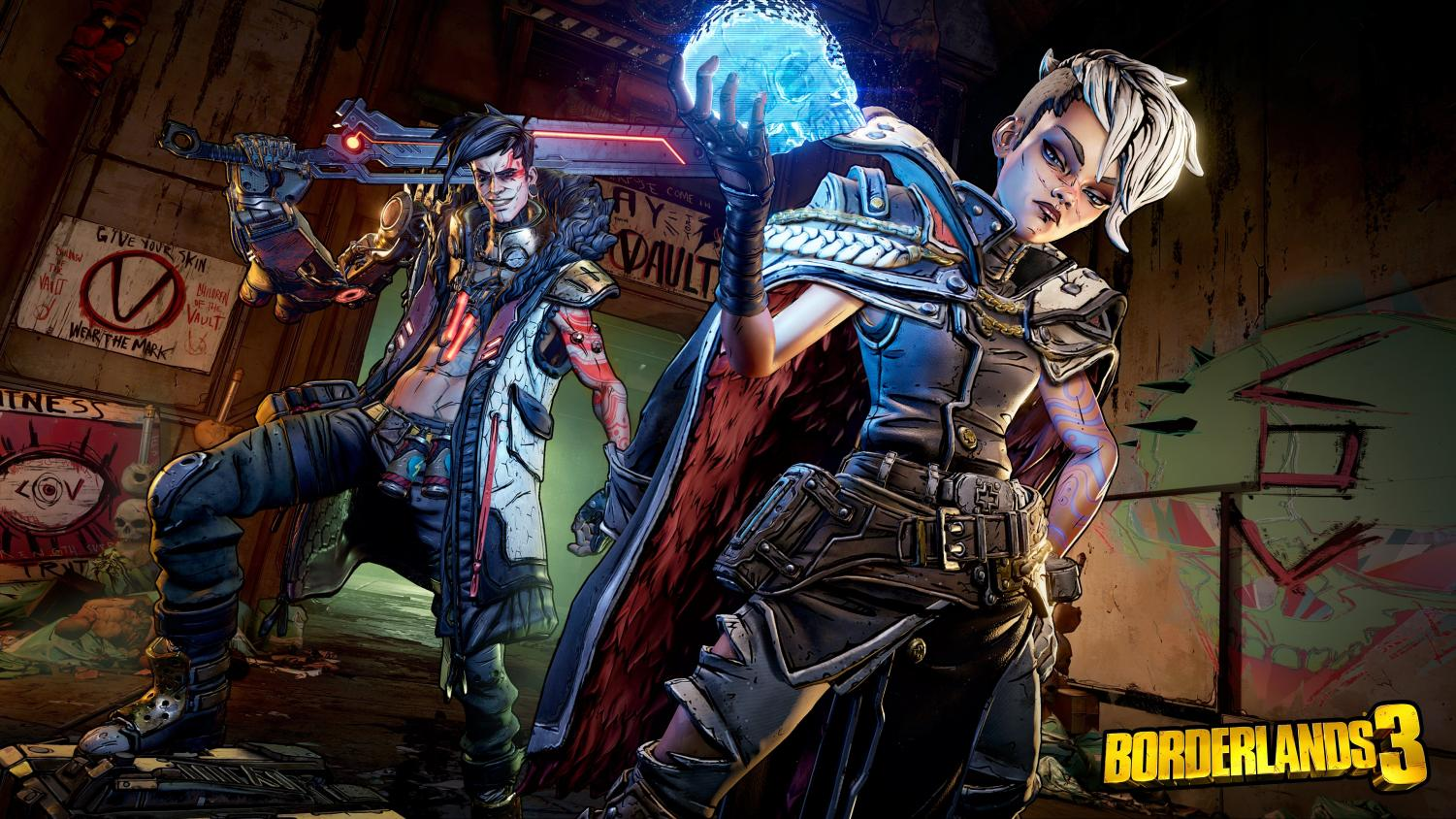 Borderlands 3 to feature around 1 billion in game guns to collect.