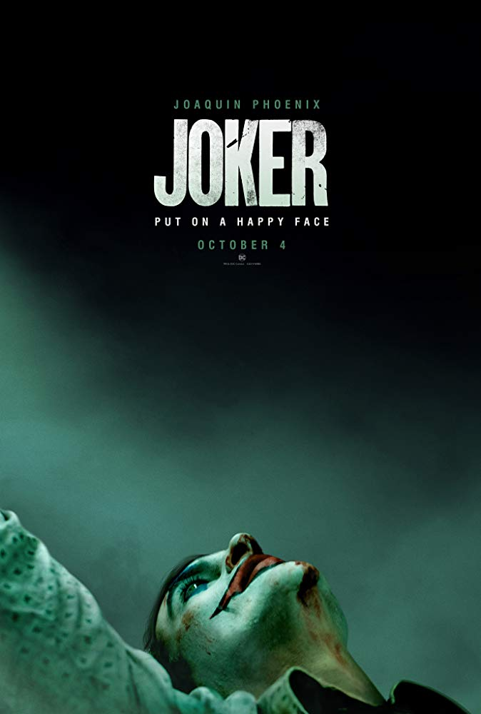 Joaquin Phoenix gives a chilling interpretation in the films first trailer. Having the character being effected by society rather than a drop in chemical waste gives a new take on Batman's greatest foe.