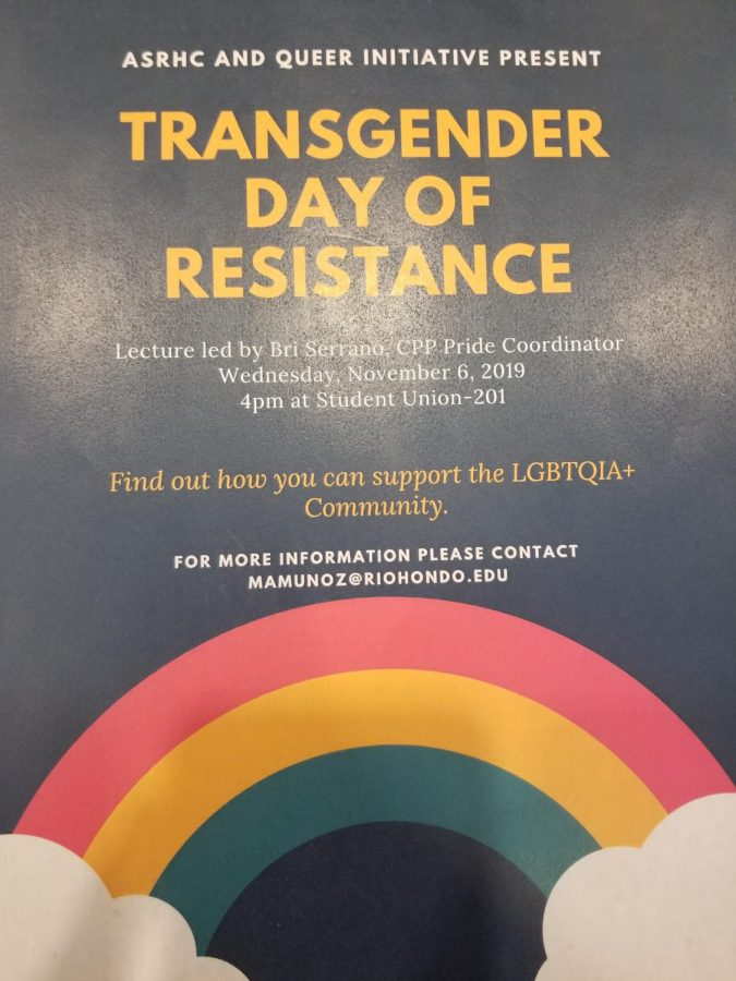 Transgender Day of Resistance
