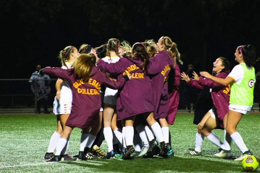Saddleback College will face off against Santa Barbara on Tuesday in round 2 of the postseason.