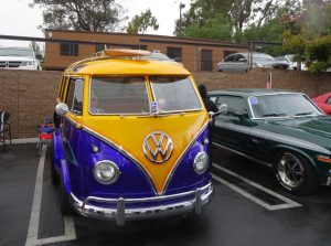 Annual Whittier Area Classic Car Show Sparks Memories