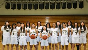 Regional Playoffs: Women's Basketball Squares Off Against Cypress