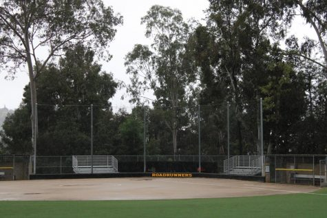 The Rio Hondo Softball Field completely empty as the 2020 college softball season is cancelled. Many sporting events from around the world are postponed due the Corona Virus outbreak.