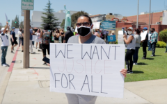 Navigation to Story: Protest against El Monte Police Department