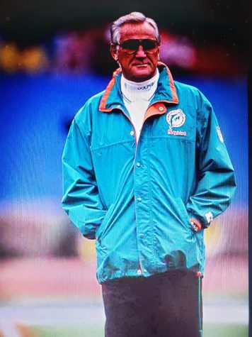 Remembering Don Shula, who passed away at age 90