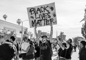 BLM protests reach Whittier