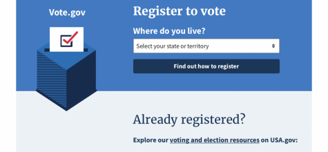 California residents can head to the vote.gov site for further information on the upcoming 2020 Elections.