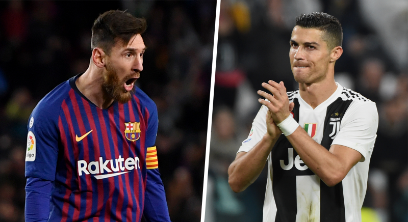 Barcelona+being+the+only+club+Lionel+Messi+has+played+for%2C+he+collected+732+appearances+and+635+goals.+After+Cristiano+Ronaldo%27s+leave+from+Real+Madrid+with+438+appearances+and+450+goals%2C+he+added+91+appearances+with+68+goals+to+his+record+in+the+last+two+years+with+Juventus.