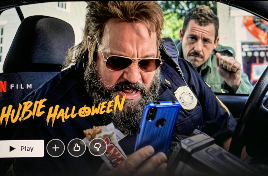 Hubie Halloween is now available for streaming on Netflix.