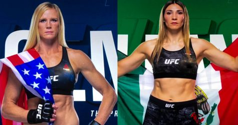 Holly Holm and Irene Aldana face off for the first time at a Main Card Event. Aldana won 5 of her last 6 fights and has the 2nd highest Striking Rate in UFC Bantamweight History. Holly Holm is not only former 3-Division Boxing World Champion, but has the 3rd highest Takedown Defense in UFC Bantamweight History.