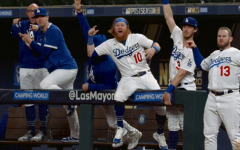 Navigation to Story: The Dodgers are World Series Bound