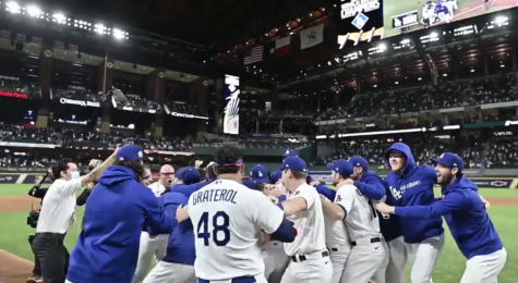The Dodgers clinched their 7th championship in team history Tuesday night. The win marks their 6th championship in Los Angeles, while the other was when the team was still in Brooklyn.
