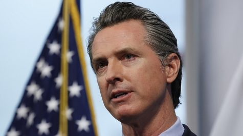 Gavin Newsom issues new travel advisory for the state of California.