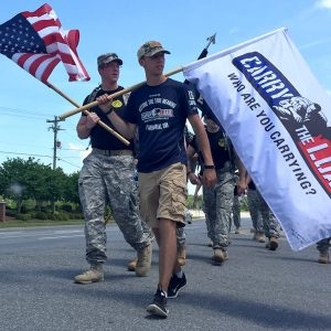 Carry The Load is a non-profit organization that strives to help those who have served in the military. They hope to honor Veterans by educating and hosting events in which people can donate.