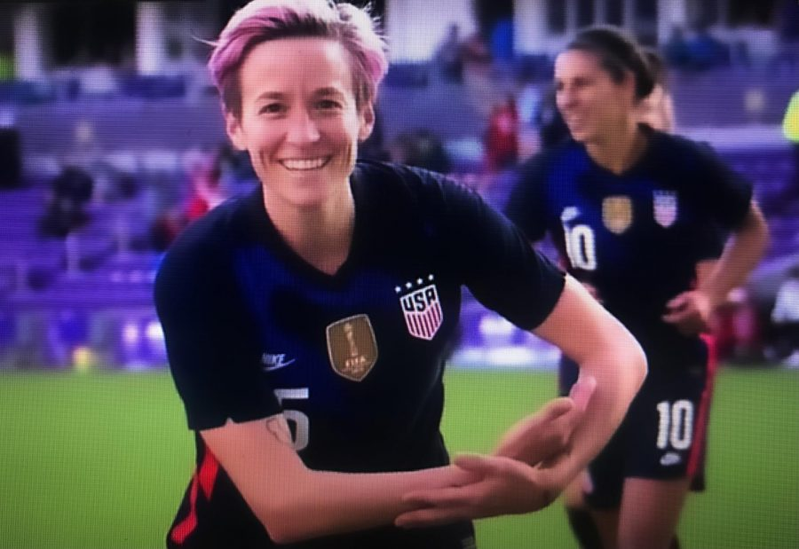 In 2019, Megan Rapinoe has won the Golden Boot Award, The Golden Ball Award(s), FIFA Best Women's Player, and scored her 50th international career goal. She is also part of fighting for equal rights and equal pay for women.
