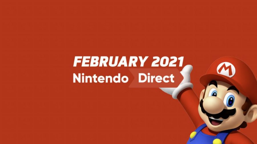 Nintendo announces all new games during their Nintendo Direct event.