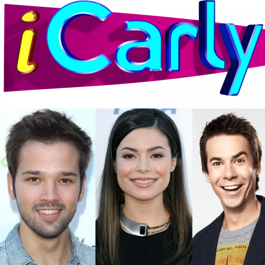iCarly will be revived with the original cast, Nathan Kress, Miranda Cosgrove, and Jerry Trainor.