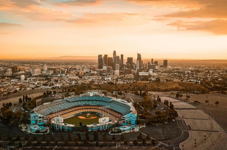 Dodger+Stadium+will+reopen+on+April+9+against+Washington.+It+will+mark+the+first+time+fans+attend+the+stadium+since+2019.