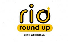 Navigation to Story: Rio Round Up (Week of March 10th, 2021)