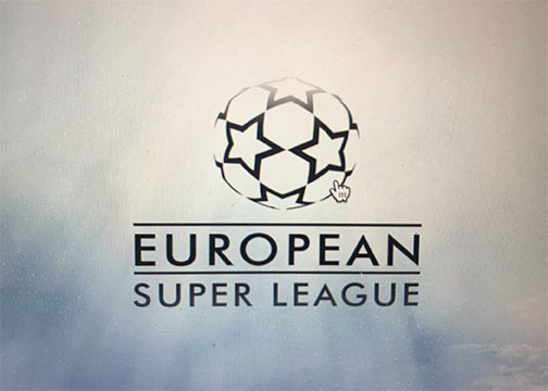 The UEFA Super League will provide all the clubs that participate with this new competition with 3.5 billion dollars and an additional 6.5 billion in future payments.