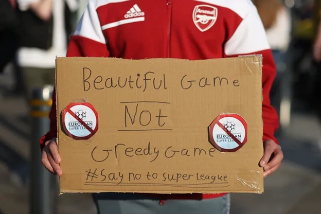 According to a 2011 report, Arsenal recorded over a 100 million fanbase worldwide that made them third-largest fan base for their team.