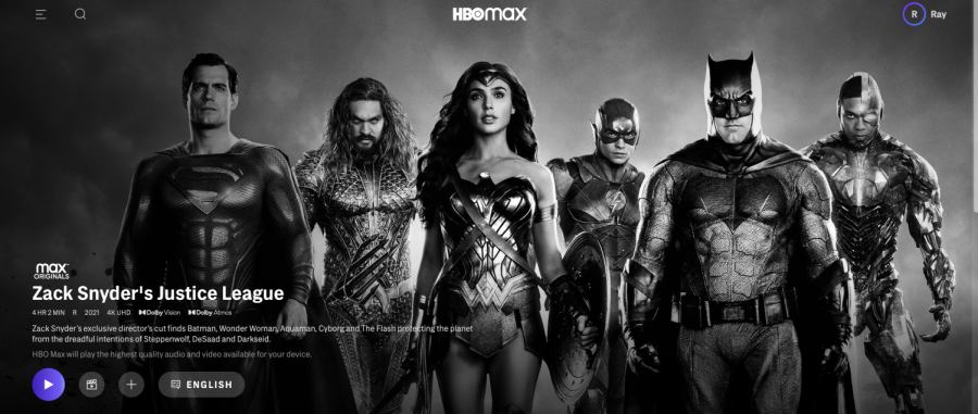 Justice League Snyder Cut was released on March 18,2021. It is currently available for streaming exclusively on HBO Max. The film stars; Ben Affleck, Gal Gadot, Jason Momoa, Ezra Miller, Henry Cavill, and Ray Fisher.