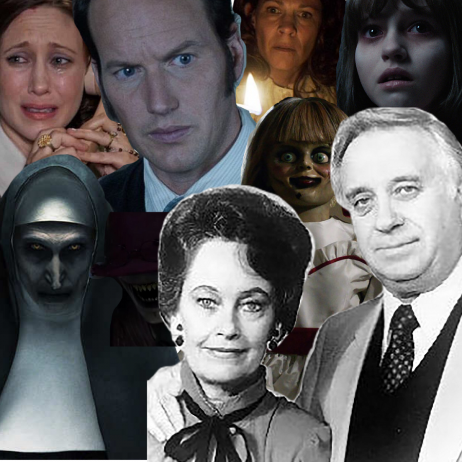 the conjuring film characters
