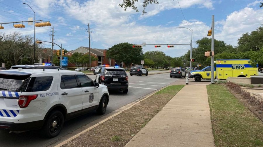 Three victims were found dead on arrival after a shooting on Sunday April 18, 2021.