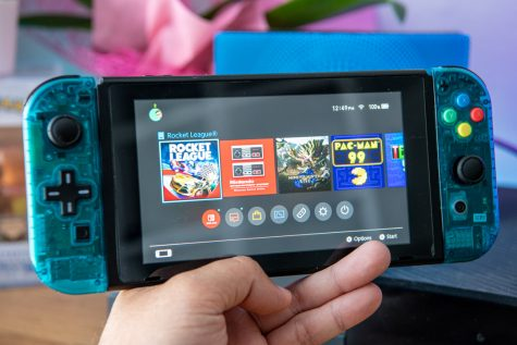 The Nintendo Switch is rated as one of the most popular video game consoles to date. The versatility to be able to use it as a home system and a portable device is the biggest selling point. For $20 gamers can get a year long subscription to Nintendo's online subscription service. It is the cheapest you can find compared to other leading competitors such as Xbox and Playstation.