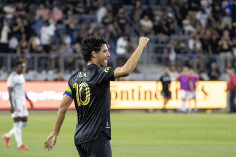 Forward and Captain Carlos Vela made four assists and scored the winning goal against Real Salt Lake. LAFC currently stands in fifth place, with 21 points in the Western Conference.