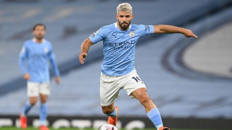 Leaving Manchester City with 258 goals in 388 appearances, Aguero breaks the record of highest goal scorer for one club.