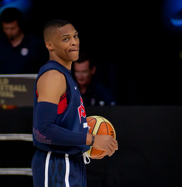 Russell Westbrook is the new triple double leader with 182 career triple doubles.