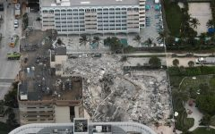 Navigation to Story: Storms and Rubble: Inside the Miami Building Collapse