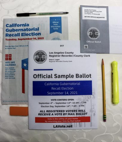Due to the pandemic, ballots were sent out months in advance.