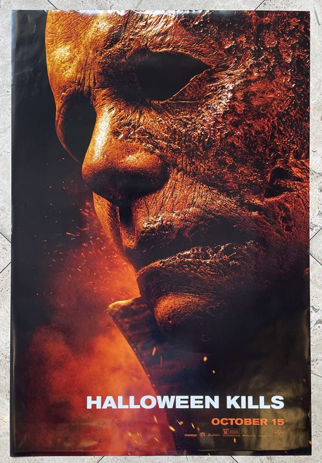 """""""Halloween Kills"""" is the newest chapter in the """"Halloween"""" franchise. During its opening weekend, """"Halloween Kills"""" slayed the box office, generating $50.4 million, despite also streaming on Peacock."""