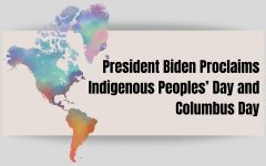 Navigation to Story: President Biden Proclaims Both Indigenous Peoples' Day and Columbus Day