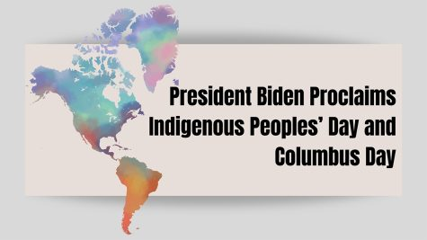 President Biden Proclaims Both Indigenous Peoples' Day and Columbus Day