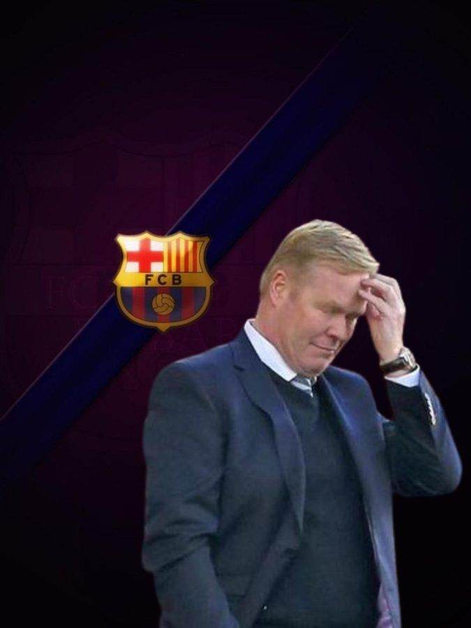 The Last time Barcelona failed to make it past the round of 16 in the Champions League was back in the 2006/07 season